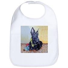 Scottish Terrier MacGregor Bib