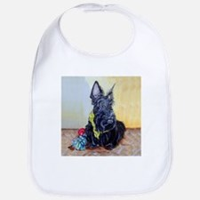 Scottish Terrier MacGregor Bib