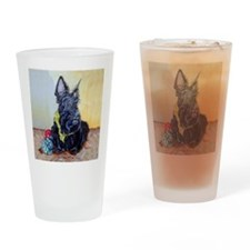 Scottish Terrier MacGregor Drinking Glass