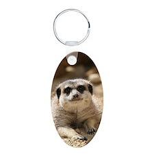 Meerkat006 Keychains