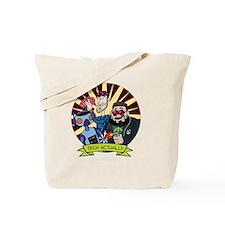 Tech-Chest-Logo-Black Tote Bag