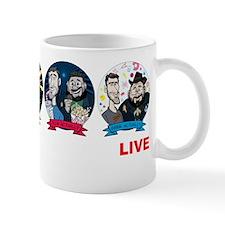Old-Live-Black Mug