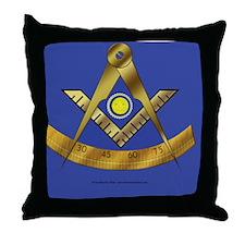 PM SQ license copy Throw Pillow