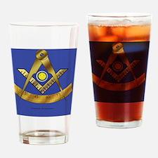 PM SQ license copy Drinking Glass
