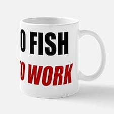 LP-born-to-fish Mug