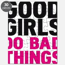 GOOD GIRLS DO BAD THING Puzzle