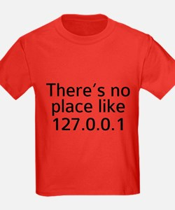 There's No Place Like 127.0.0.1 T