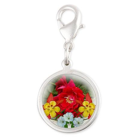 Floral Arrangement Charms
