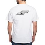 Joe Bark Longboards (Black and White) Shirt