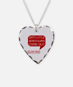 Olivia Pope Dirty Secrets Necklace