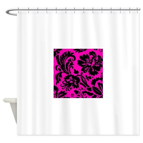 No Tools Curtain Rod Tres Chic Shower Curtain