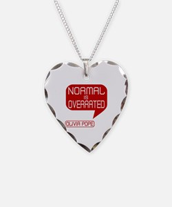 Olivia Pope Normal is Overrated Necklace