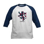 Lion - Lindsay Kids Baseball Jersey