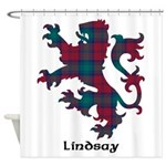 Lion - Lindsay Shower Curtain