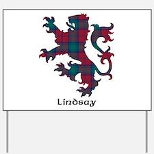 Lion - Lindsay Yard Sign