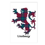 Lion - Lindsay Postcards (Package of 8)