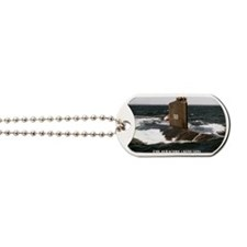 albacore large poster Dog Tags