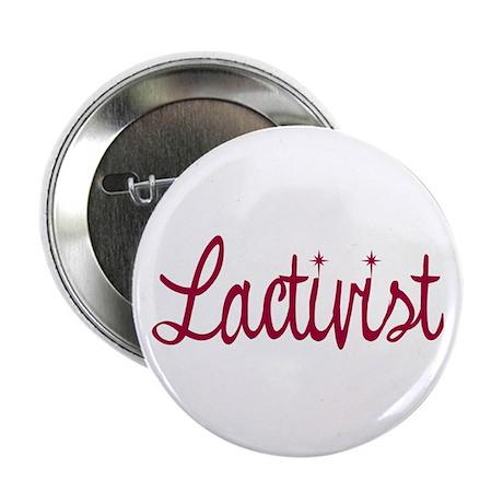 """Lactivist 2.25"""" Button (10 pack)"""