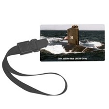 albacore post card Luggage Tag