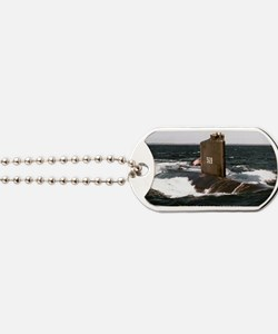 albacore note cards Dog Tags