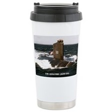 albacore large framed print Travel Mug