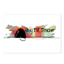 Funny Rats Postcards (Package of 8)