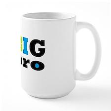 big bro Ceramic Mugs