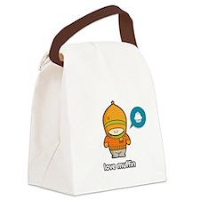 Love Muffin ORA-TAN Canvas Lunch Bag