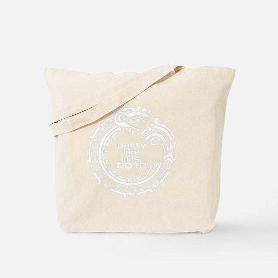 party2012quetz Tote Bag