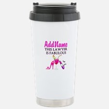 TOP LAWYER Travel Mug