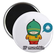 Munchkin GRN-RED Magnet