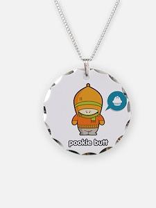 Pookie Butt ORA-TAN Necklace