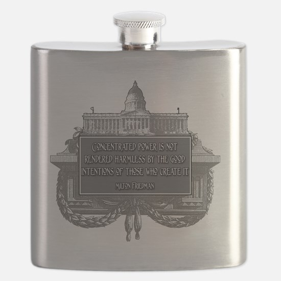 2-Milton Friedman on Concentrated Power3 Flask