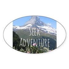 Seek Adventure Decal