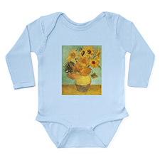 Van_Gogh_Twelve_Sunflowers.jpg Body Suit