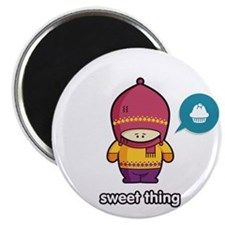 Sweet Thing PNK-PUR Magnet
