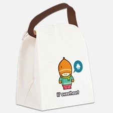 Sweet Thing ORA-PNK Canvas Lunch Bag