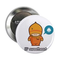 "Sweet Thing ORA 2.25"" Button"