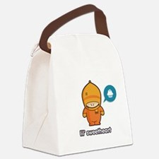 Sweet Thing ORA Canvas Lunch Bag