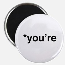 """*You're 2.25"""" Magnet (10 pack)"""