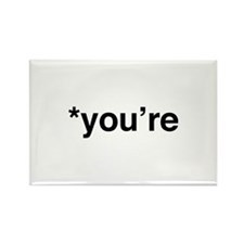 *You're Rectangle Magnet (10 pack)