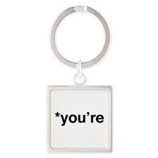 *You're Square Keychain