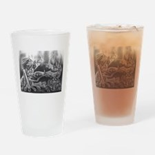 It takes a village Drinking Glass
