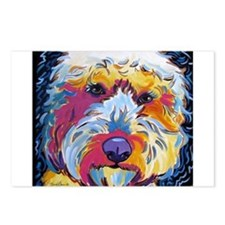 Sunshine The Doodle Postcards (Package of 8)