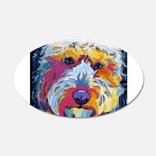 Sunshine The Doodle Wall Decal