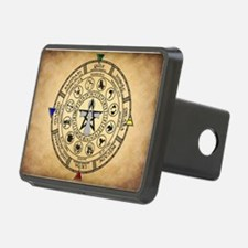 Wheel of the Year Z... Hitch Cover