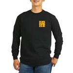 LGBT Hot Pocket Pop Long Sleeve Dark T-Shirt