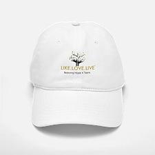 LIKE.LOVE.LIVE Baseball Baseball Baseball Cap