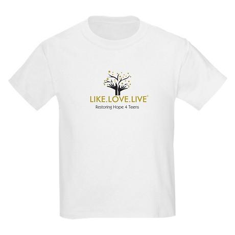 LIKE.LOVE.LIVE T-Shirt