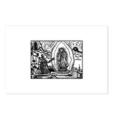 Guadalupe - Juan Diego Postcards (Package of 8)